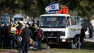 At Least Four Are Dead And Several Are Injured After A Truck Attack In Jerusalem