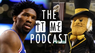 The 'It Me' Podcast: Joel Embiid, Wake Forest And Michael Beasley's Pocket Full Of Skittles