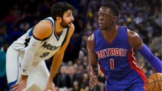 A Point Guard Swap Between The Pistons And Wolves Could Be In The Works