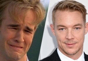 James Van Der Beek To Play Diplo In A TV Series About The DJ's Life — Yes, Really