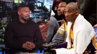 Jamie Foxx Took Kobe Bryant Out Of His All-Time Top 5 And The Mamba's Fans Dragged Him