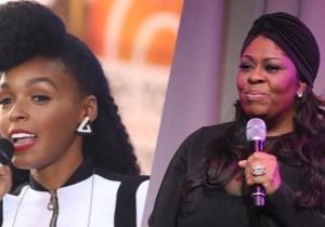 Janelle Monae Says That 'Ellen' Axed A Performance By Homophobic Gospel Singer Kim Burrell