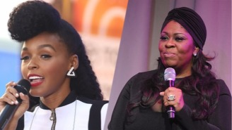 Janelle Monae Says That 'Ellen' Axed A Performance By Homophobic Gospel Singer Kim Burrell