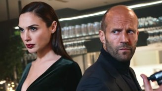 Jason Statham And Gal Gadot Team Up In A Fiery Super Bowl Commercial