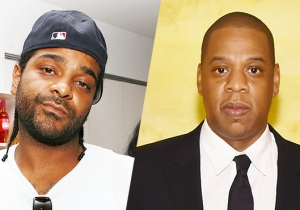 Jim Jones Ends His Jay Z Beef With A Visit To Roc Nation's Offices