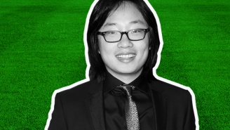 Jimmy O. Yang Mourns His Fantasy Football Loss And Talks 'Silicon Valley' On 'Hang Time'