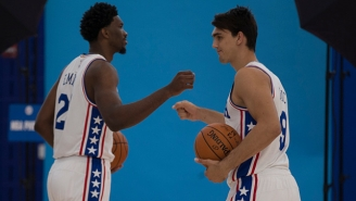 Joel Embiid, Dario Saric, And Malcolm Brogdon Lead The NBA All-Rookie Teams