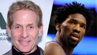 Joel Embiid Fired Back At Skip Bayless For His Bad Cowboys Take