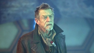 John Hurt, The Acclaimed British Actor Of 'Alien' And 'Harry Potter' Fame, Dies At 77