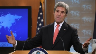 John Kerry Apologizes For The State Department's Long History Of LGBT Discrimination