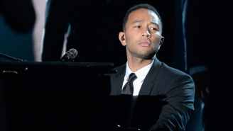 John Legend On Trump's Immigration Ban: 'America Has To Be Better Than That'