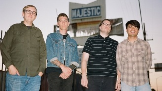 Joyce Manor Share The Self-Recorded, Quick-Paced New Single 'NBTSA' Via Polyvinyl's Series