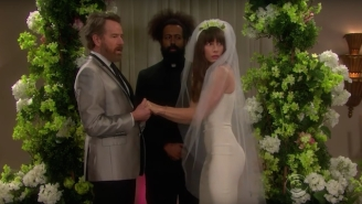 Bryan Cranston And Jessica Biel Getting Married Using All Kanye Lyrics Is The Greatest Soap Opera Ever