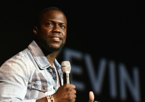 Kevin Hart Is Going To Star In A Superhero Comedy Called 'Night Wolf'