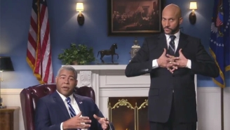 Key And Peele Bid Farewell To President Obama With One Final Address On 'The Daily Show'