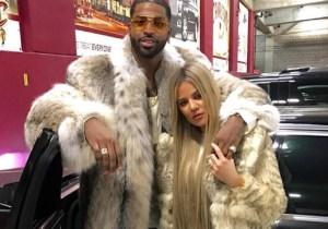 Khloe Kardashian And Family Made A Splash At Game 4 Of The NBA Finals