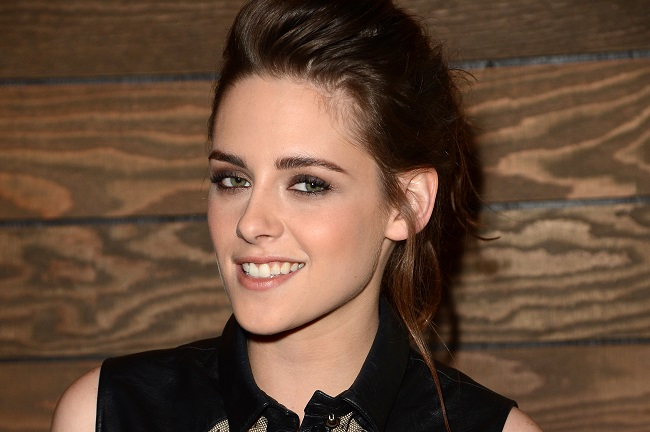 "kristen-stewart_Getty-157843548 Special Screening Of ""On The Road"" LOS ANGELES, CA - DECEMBER 06: Actress Kristen Stewart attends a special screening of ""On The Road"" at Sundance Cinema on December 6, 2012 in Los Angeles, California. (Photo by Jason Merritt/Getty Images)"