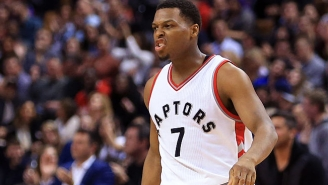 Kyle Lowry Offered A Blunt Response To Donald Trump's Travel Ban: 'It's Bullsh*t'