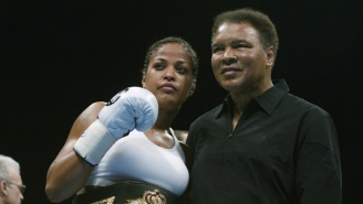 Laila Ali Doesn't Want You To Compare Ronda Rousey To Her Father