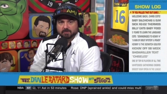 Dan Le Batard Told ESPN That He Won't Stick To Sports Or Back Off Sage Steele
