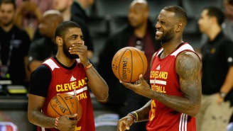 LeBron James Had A Hilarious One-Liner About All-Star Votes And How Donald Trump Got Elected