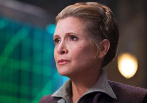 Disney Could Receive A $50-Million Payout On An Insurance Policy It Took Out On Carrie Fisher
