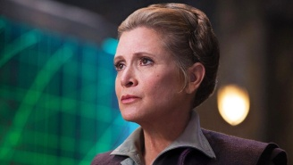 Carrie Fisher's Brother Offers Details About The Kinds Of Footage 'Star Wars: Episode IX' Will Use