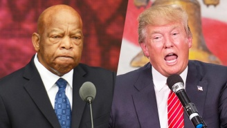 Civil Rights Icon John Lewis 'Would Not Invite' Donald Trump To Visit Selma With Him