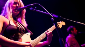 Liz Phair Is Supporting Her 'Exile In Guyville' Reissue With A Fall Tour Dubbed 'Amps On The Lawn'
