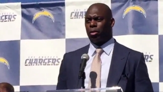 Chargers Head Coach Anthony Lynn Forgot The Team Moved To Los Angeles