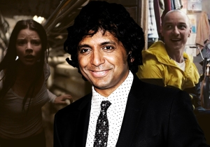 M. Night Shyamalan On His Latest Twist: Being A Successful Indie Director