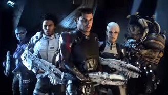 'Mass Effect' Is Reportedly On Hiatus As BioWare Focuses On Other Games