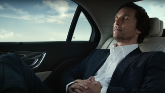 What If Matthew McConaughey's Lincoln Commercials Are About Some Guy Who Is Losing His Mind?