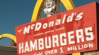 McDonald's Cuts Out All That Pesky Human Interaction With Its First Big Mac ATM