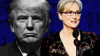 Why Meryl Streep's Real Message Has Fallen On Deaf Ears