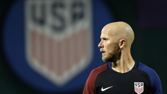 US Soccer Captain Michael Bradley Is Embarrassed By Donald Trump's Immigration Ban