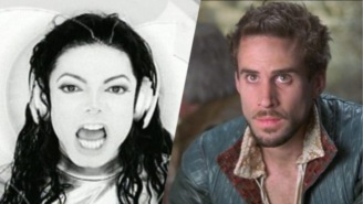 See The First Horrifying Look At Joseph Fiennes' Portrayal Of Michael Jackson