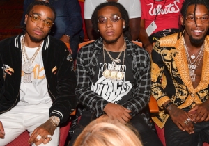 It's Official: Migos' 'Bad And Boujee' Is Now The No. 1 Song In The Country