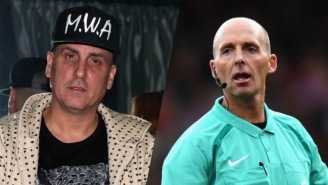 Kanye Producer Mike Dean Is Furious People Keep Confusing Him With A Soccer Ref