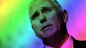 You Are Cordially Invited To A Gay Dance Party At Mike Pence's House
