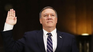 Mike Pompeo Has Been Confirmed As Secretary Of State