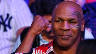 Mike Tyson Has Now Joined The Soulja Boy Vs. Chris Brown Boxing Match
