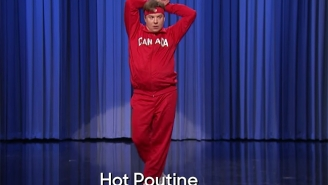 Mike Myers Is In 'Austin Powers' Shape During This 'Tonight Show' Dance Off