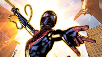 The Animated 'Spider-Man' Movie May Not Star Peter Parker