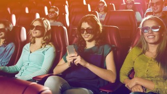 Using A Phone In A Theater Is Evil, But iPhone Theater Mode Could Be A Good Thing