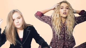 The 'Nashville' Daughters Lennon & Maisy Are Back With A Cover Of Coldplay's 'Up And Up'