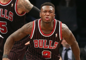 The Bulls Need Help, And Nate Robinson Thinks He's Just The Guy For The Job