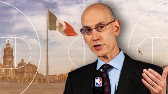 The NBA's Dream Of A Team In Mexico City Is More Realistic Than You May Think