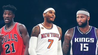 NBA Trade Rumor Roundup: Is Carmelo Anthony On His Way Out Of New York?