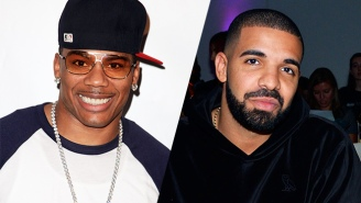Nelly Settles The Big Drake vs. Nelly Twitter Debate And We Can Now Move On With Our Lives